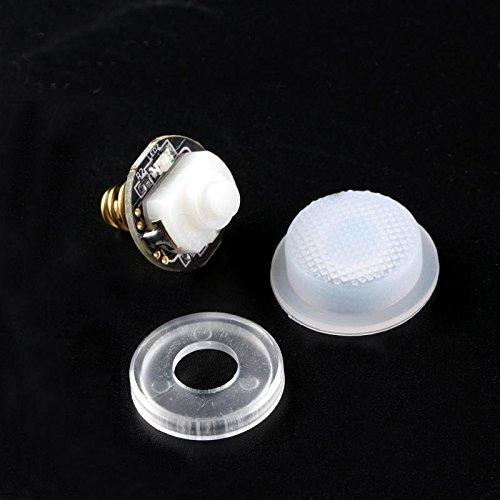 Global DIY 1288 LED Beleuchtung Schalter für Convoy C8 M1 M2 S2 S2 + Taschenlampe Taschenlampe Zubehör