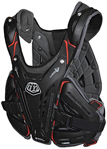 Troy Lee Designs 5900 Chest Protector-Black-M