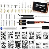 Wood Burning Kit, Soldering Iron Tool [Upgraded] On-Off Switch Pyrography Wood Burning Pen