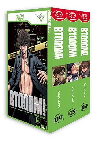 BTOOOM! Box 02: Bände 4-6 in einer Box
