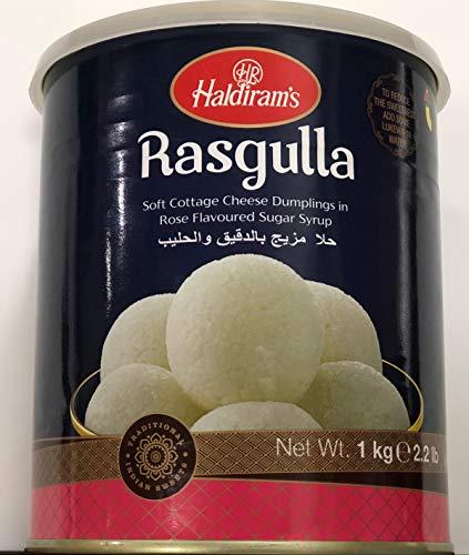 Haldiram's Delhi Nagpur Rasgulla, 1kg
