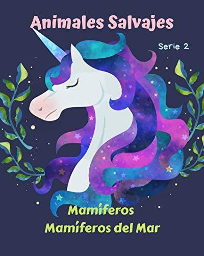 Animales Salvajes: Mamíferos (English Edition)
