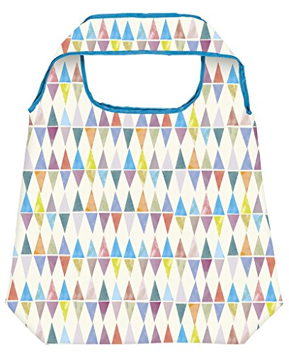 moses. Shopper Wimpel | Faltbare Einkaufstasche | umweltfreundlich, wiederverwendbar