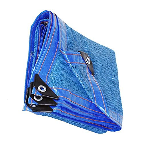 Tapa De Tela Azul De Sun Shade Betting Sombrero Sombra De La Sombra De La Sombra para La Protección De La Planta Al Aire Libre para La Cubierta del Balcón 300x500cm