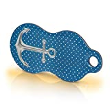 Einkaufswagenlöser ANKER -Code24 Schlüsselanhänger mit Einkaufschip & Schlüsselfinder, inkl. Registriercode für Schlüsselfundservice, Einkaufswagenchip mit Profiltiefenmesser, Key-Finder