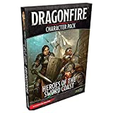 Dungeons and Dragons Dragonfire DBG Character Expansion Pack 1 Heroes of The Sword Coast