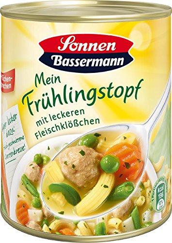 Sonnen Bassermann Frühlingstopf, 6er Pack (6 x 800 g)