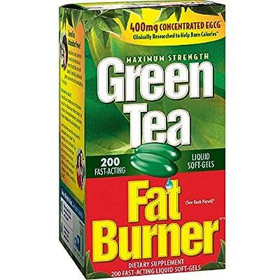 Irwin Naturals Green Tea Fat Burner, 200 ct.ES