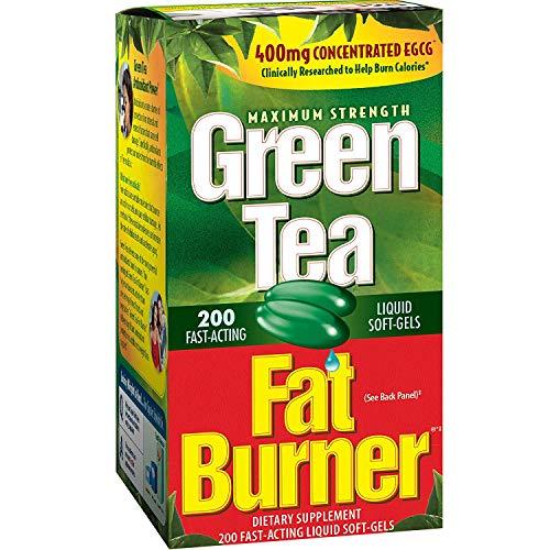Green Tea Fat Burner, 200 Softgels