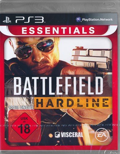 Battlefield Hardline - Essential - [PlayStation 3]