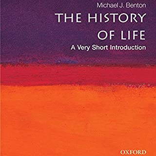 The History of Life audiobook cover art