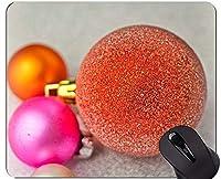 ロックエッジ付きマウスパッド、クリスマス安ピカオフィスマウスパッドマウスパッドUS0220