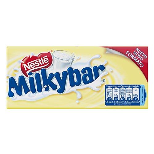 Nestlé Milkybar Tableta Chocolate Blanco, 100g