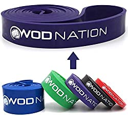 WOD Nation pull-Up assistance band