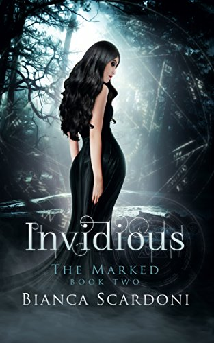 Download Invidious: A Dark Paranormal Romance (The Marked Book 2) (English Edition) B01FWQP2OK