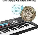 Immagine 1 shayson tastiera elettronica per bambini