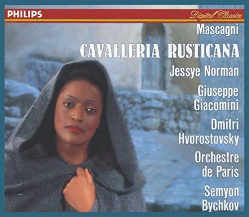 Jessye Norman, Giuseppe Giacomini, Dmitri Hvorostovsky, Choeur de l'Orchestre de Paris, Arthur Oldham, Orchestre De Paris & Semyon Bychkov