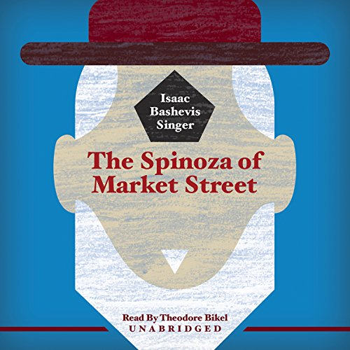 The Spinoza of Market Street audiobook cover art