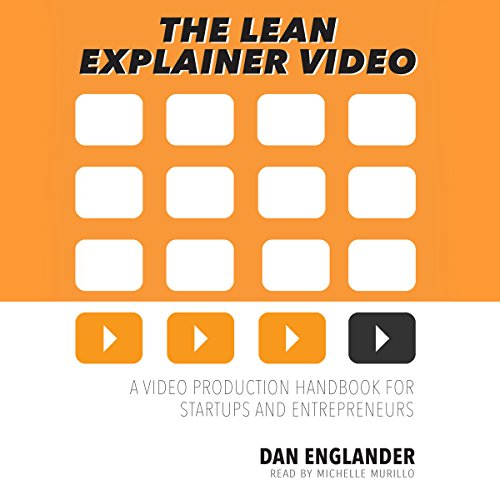 The Lean Explainer Video audiobook cover art