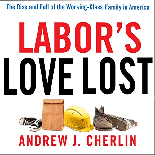 Labor's Love Lost audiobook cover art