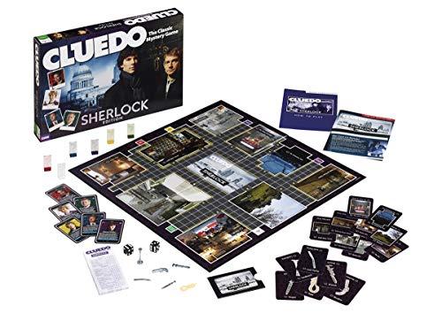 Cluedo Sherlock Edition