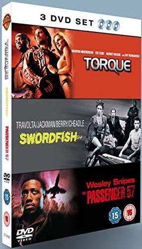 Torque/Swordfish/Passenger 57