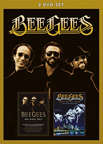 Bee Gees - One Night Only + One For All Tour [2 DVDs]