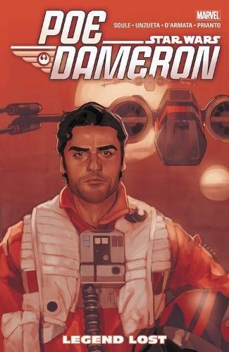 STAR WARS POE DAMERON 03 LEGENDS LOST