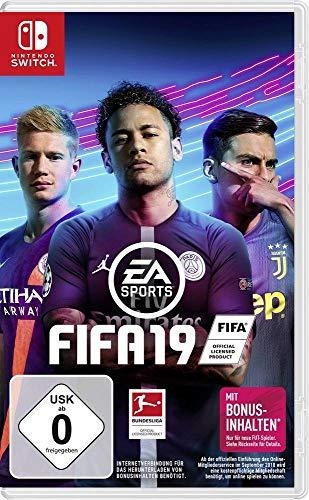 Electronic Arts FIFA 19 Nintendo Switch USK: 0