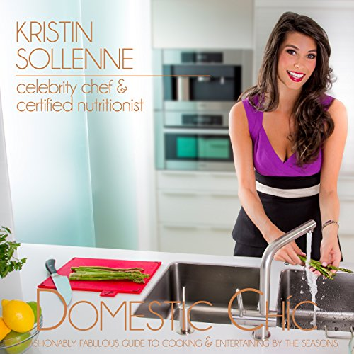 Domestic Chic audiobook cover art