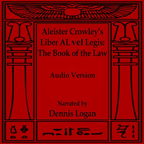 Aleister Crowley's Liber Al vel Legis audiobook cover art