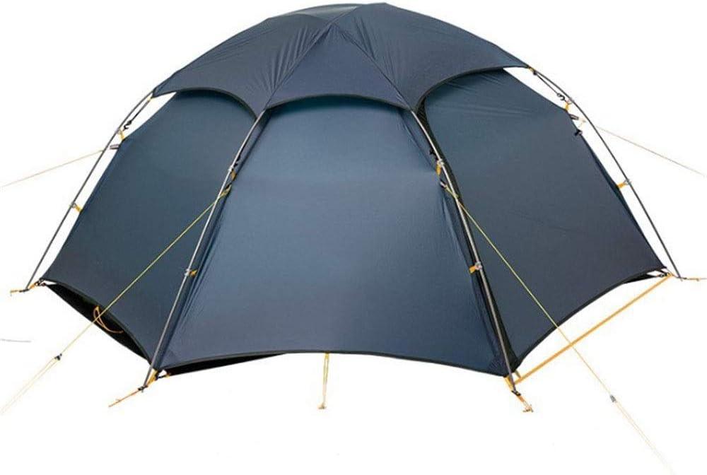 Tienda de campaña Doble Temporada Carpa Camping al Aire Libre ...