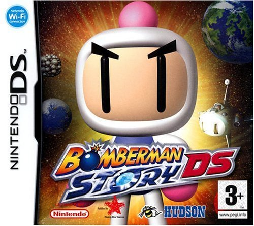 Bomberman Story (Nintendo DS) by Rising Star