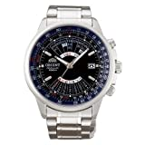 Orient Reloj Analógico para Hombre de Automático con Correa en Acero Inoxidable FEU07008DX