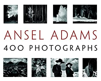 Ansel Adams  400 Photographs  LITTLE BROWN A
