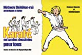 Karaté en bandes dessinées pour tous - Ceinture blanche - ceinture jaune