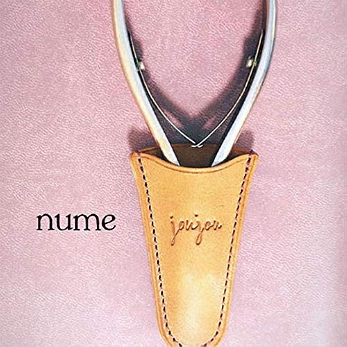超えてジレンマ偽造◆jou jou ジュジュ Etui d'origine Nipper (レザーニッパーケース) ヌメ