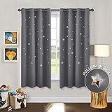 PONY DANCE Star Blackout Curtains -