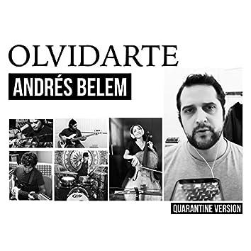 Olvidarte (Quarantine Version)