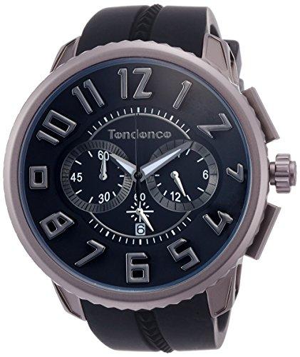 [テンデンス] 腕時計 Altec Gulliver ブラック文字盤 TY146004 正規輸入品 ブラック