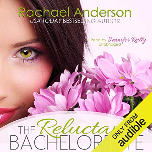 The Reluctant Bachelorette audiobook cover art