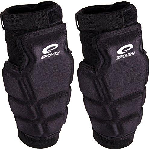 Spokey Knieschoner Unisex Knie-Protektoren | Knieschützer , schwarz , L/XL