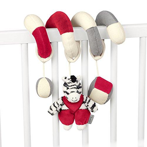 Sterntaler 6611463 Spielzeugspirale, Zimba