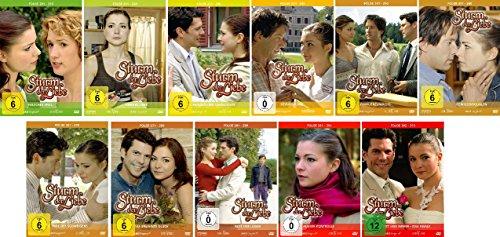 Sturm der Liebe - DVD Box 21-31: Folge 201-313 (33 DVDs)