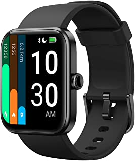 Smart Watch for Android Phones Compatible with iPhone Samsung Phones 2021 Ver., Watch for Men Women with 1.69