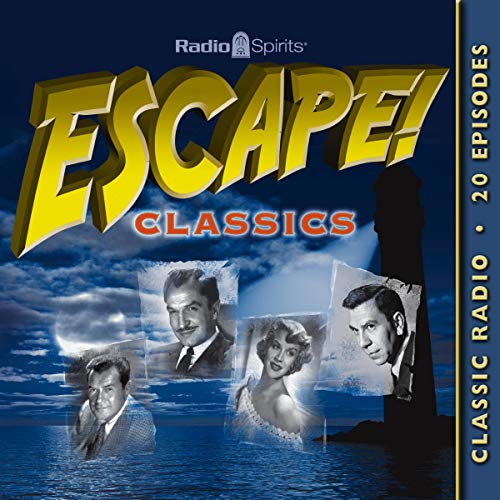 Escape: Classics audiobook cover art