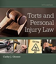 Torts and Personal Injury Law PDF