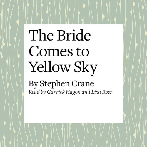 The Bride Comes to Yellow Sky copertina