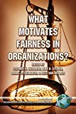 What Motivates Fairness in Organizations (Research in Social Issues in Management)