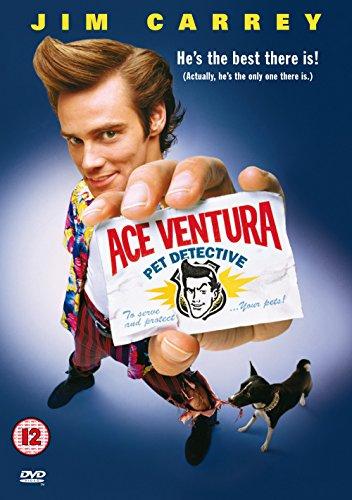 Ace Ventura: Pet Detective [Reino Unido] [DVD]